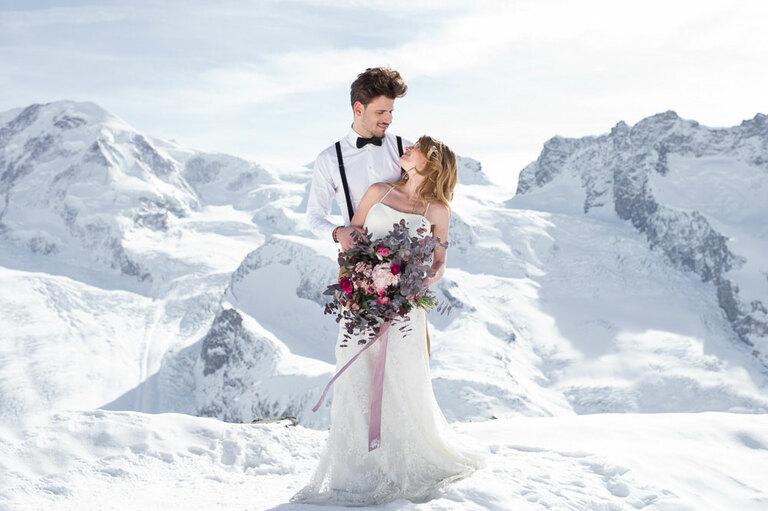 Heiraten in Zermatt