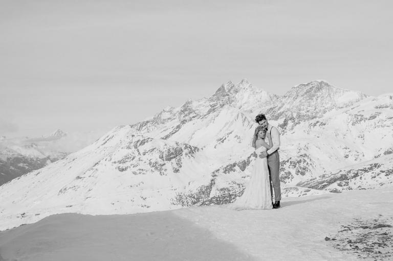 Hochzeit Zermatt