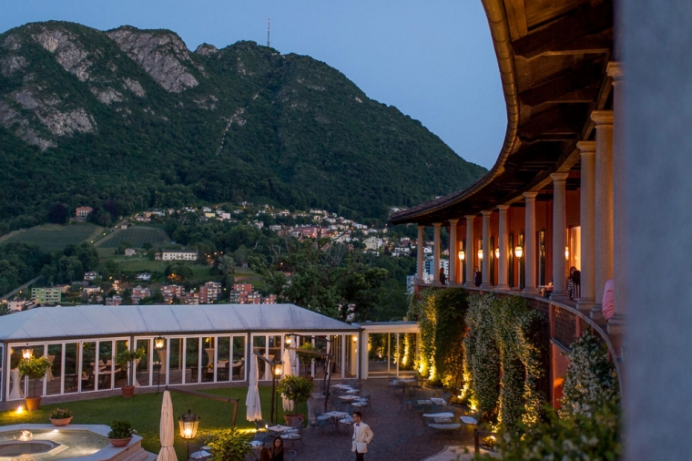 Hochzeitsfotograf Lugano - Villa Principe Leopoldo