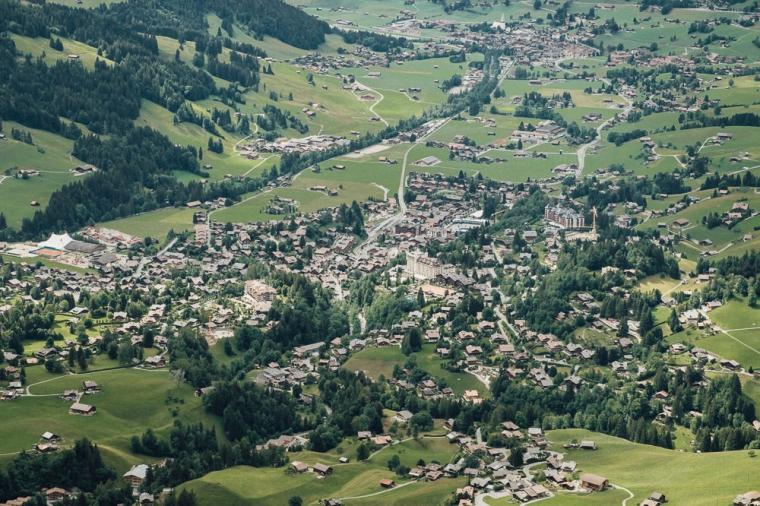 Heiraten in Gstaad