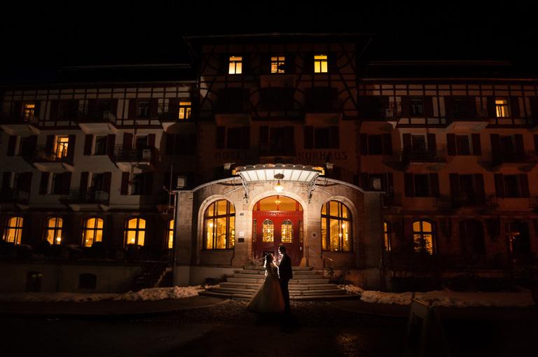 heiraten Kurhaus Bergün