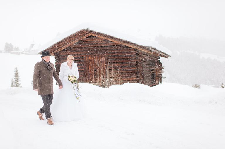 Hochzeitsfotograf Arosa