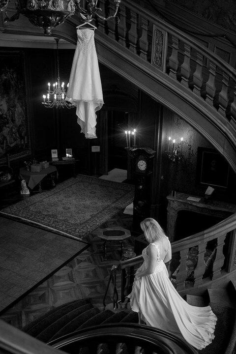 St. Charles Hall Hochzeit
