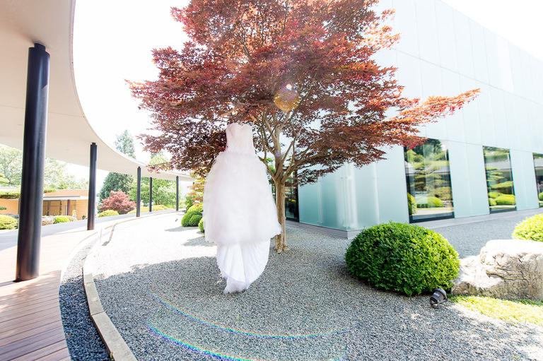 Hochzeit Park Weggis