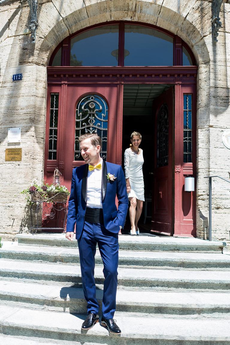 Kurhaus Bergün Hochzeit