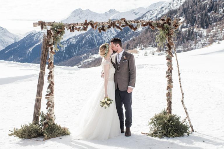 Hochzeitsfotograf Muottas Muragl