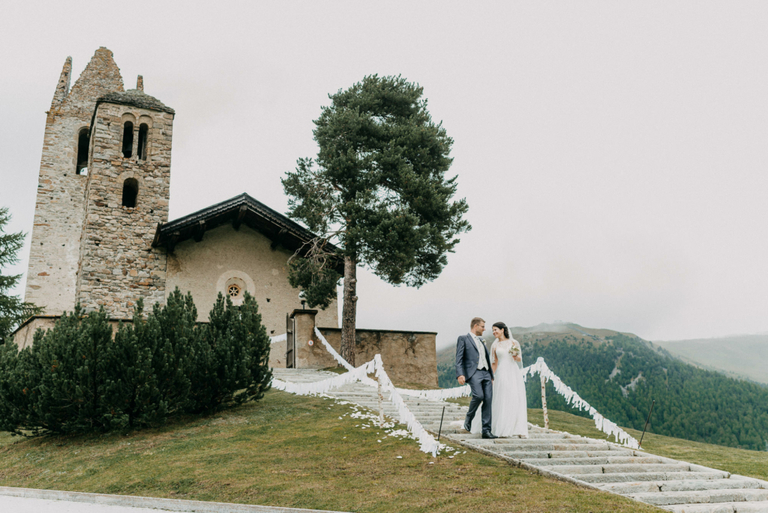 Hochzeitsfotograf Pontresina