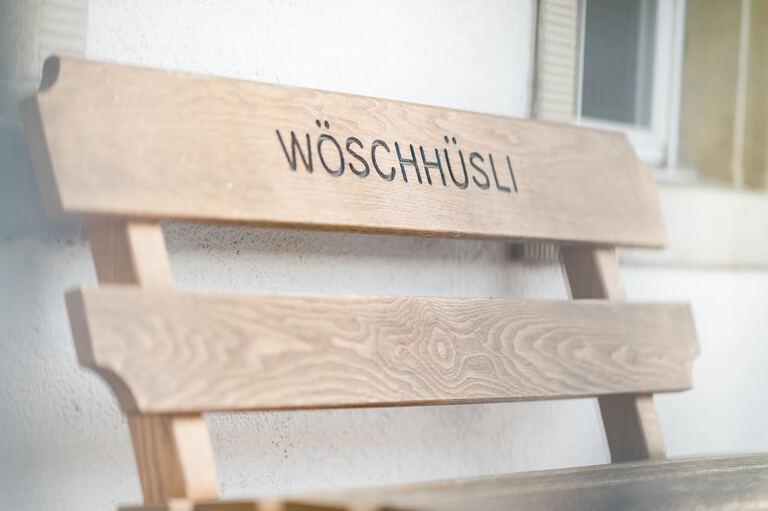 Wöschhüsli Katzensee Hochzeit Fotograf